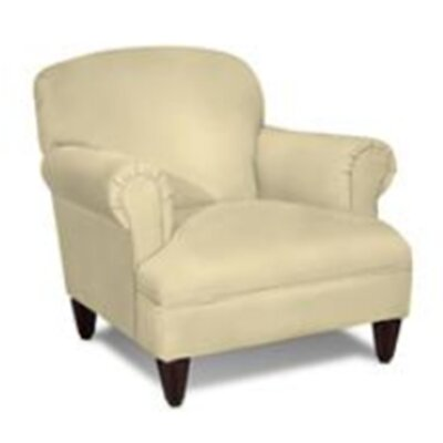 August Arm chair Color: Belsire Buckwheat