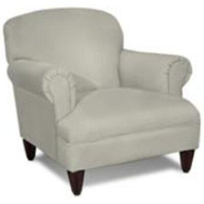 August Armchair Upholstery: Belsire Grey