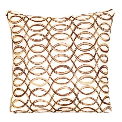 Gillespie Cotton Throw Pillow