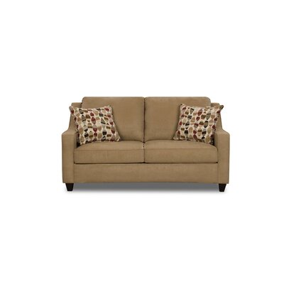Pfaff Full Sleeper Sofa Upholstery: Bronze