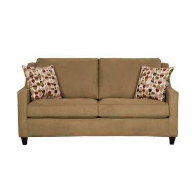 Pfaff Twin Sleeper Sofa by Simmons Upholstery Upholstery: Bronze