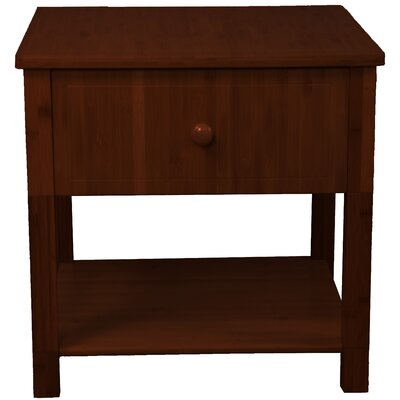 Gordon End Table Color: Mahogany