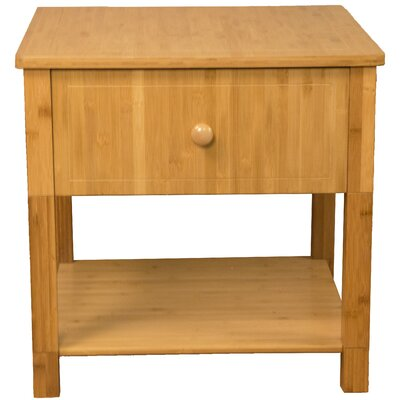 Gordon End Table Finish: Natural