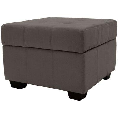 Grace Ottoman Upholstery Color: Slate Grey