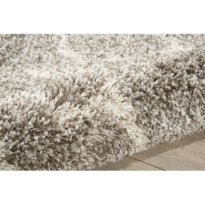 Linton Stone Area Rug Rug Size: Square 67