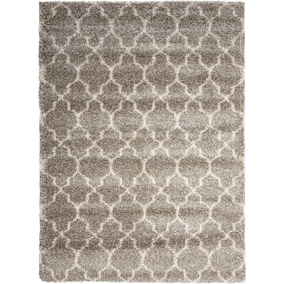 Linton Stone Area Rug Rug Size: Rectangle 53 x 75