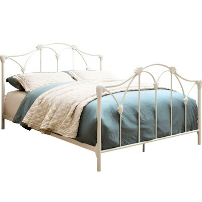 Marwood Panel Bed Size: King