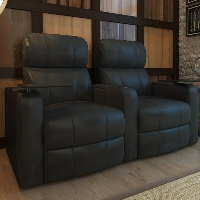 Home Theater Recliner (Row of 2) Type: Manual