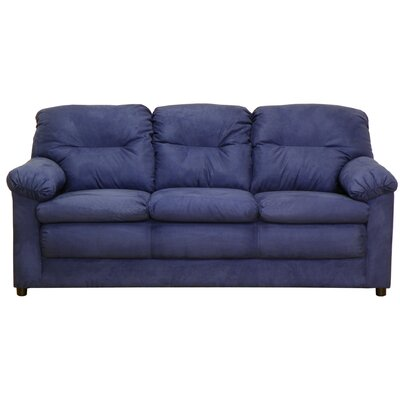 Mcallister Sofa Upholstery: Mission Cobalt