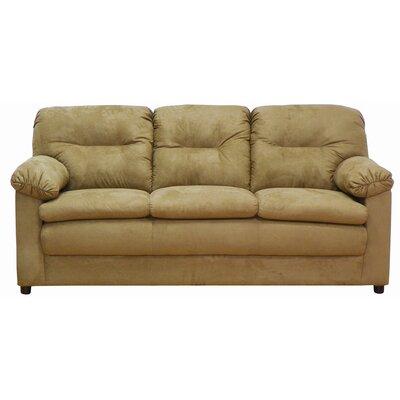 Mcallister Sofa Upholstery: Bulldozer Mocha