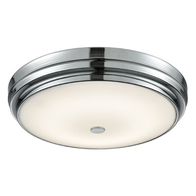 Melton 1-Light LED Flush Mount