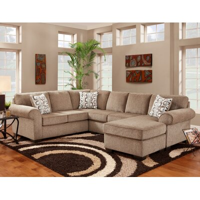 Melvina Reversible Sectional