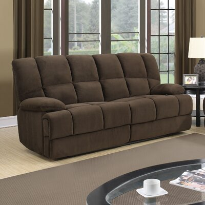 Messina Reclining Sofa