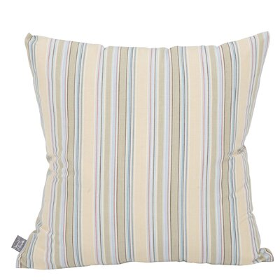 Burgher Stripe Throw Pillow