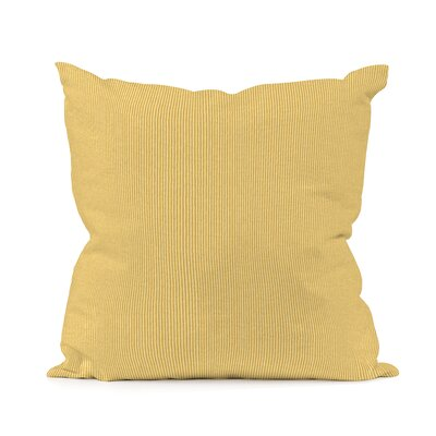 Bunting Throw Pillow
