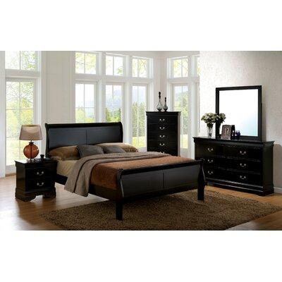 Elyse Sleigh Bed