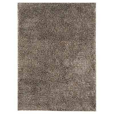 Beachmount Silver/Gray Area Rug Rug Size: 5 x 8