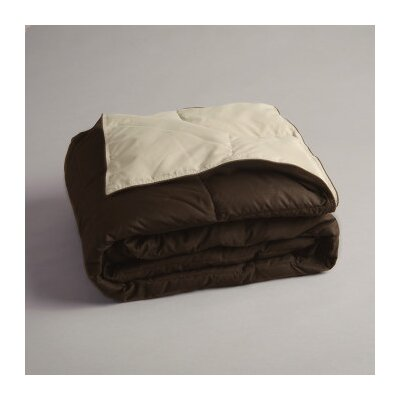 Gradall Cuddly Companion Throw Color: Chocolate/Tan