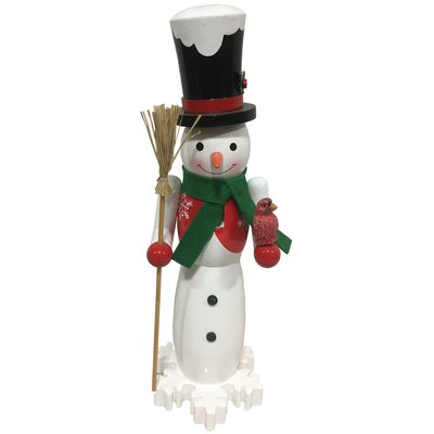 Snowflake Snowman Nutcracker RDBL5359 38277542