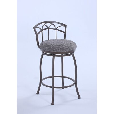Lily Swivel Counter Height Bar Stool