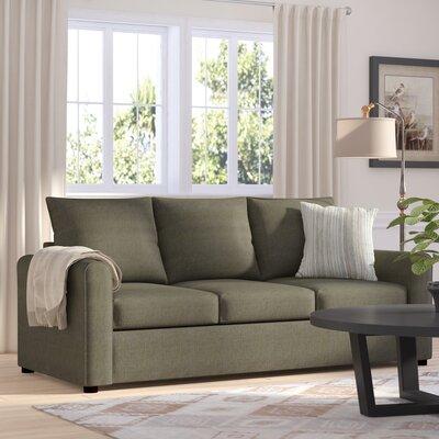 Serta Upholstery Martin House Modern Sleeper Sofa Upholstery: Flyer Green / Euphoria