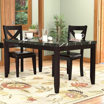 Moerlein Dining Table Table Finish: Dark Cappuccino