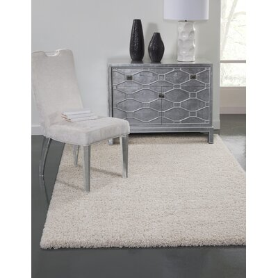 Lionel White Area Rug Rug Size: 53 x 76