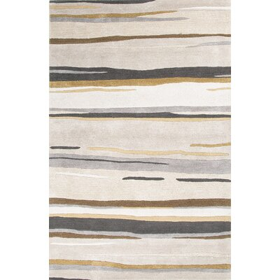 Williamsfield Grey Area Rug Rug Size: 2 x 3