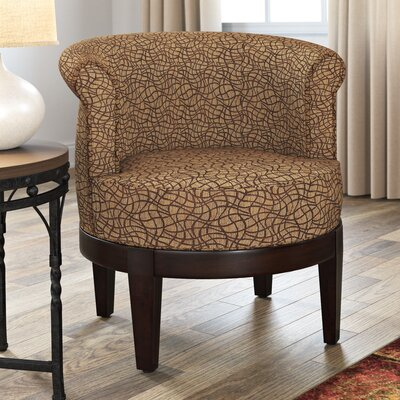 Abbottsmoor Swivel Barrel Chair