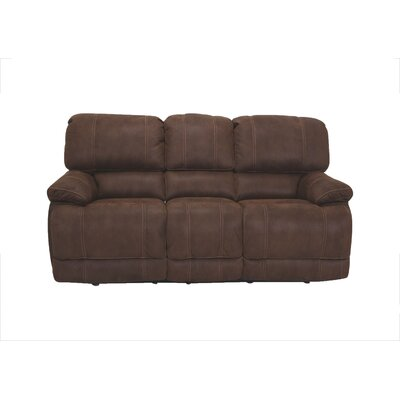 Rankin Power Reclining Sofa Upholstery: Driftwood