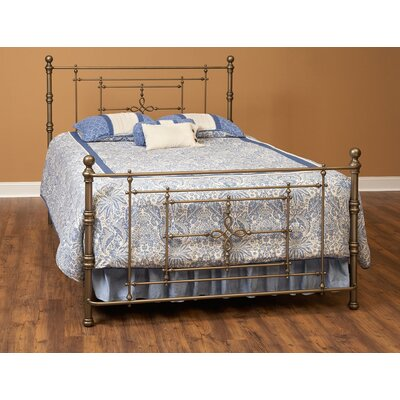 Handley Open-Frame Headboard and Footboard