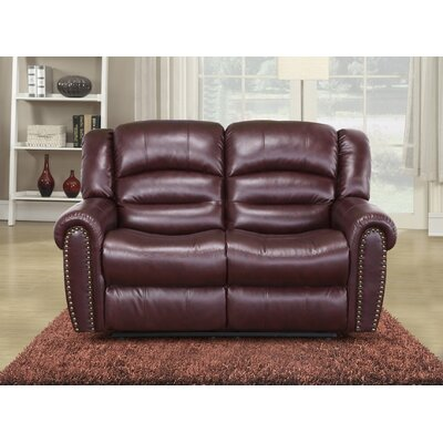 Red Barrel Studio RDBL6040 Baxley Reclining Loveseat Upholstery
