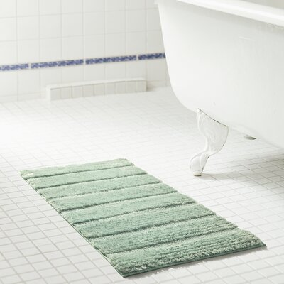 Middlefield Bath Rug Color: Seaglass, Size: 32 H x 20 W