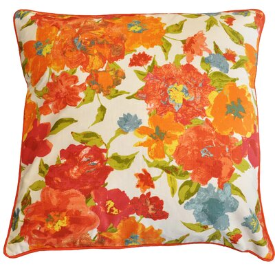 Nilsson Decorative 100% Cotton Throw Pillow