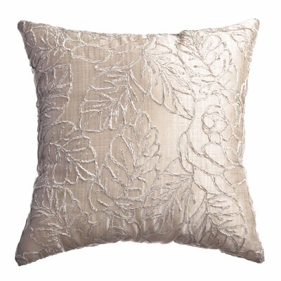 Callahan Decorative Throw Pillow Color: Pearl