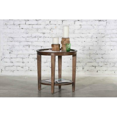 Adamstown Wooden End Table