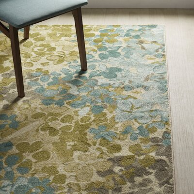 Myia Radiance  Area Rug Rug Size: Rectangle 76 x 10
