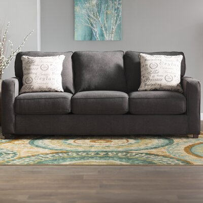 Deerpark Quint Queen Sleeper Sofa Upholstery: Charcoal