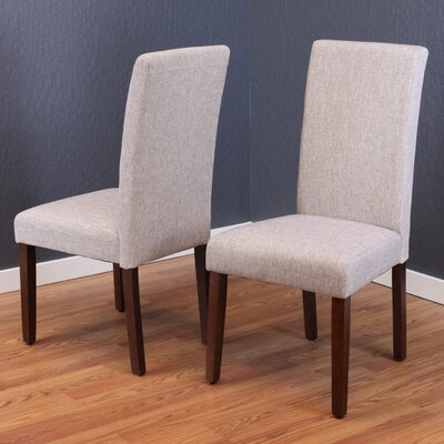 Moseley Upholstered Parsons Chair