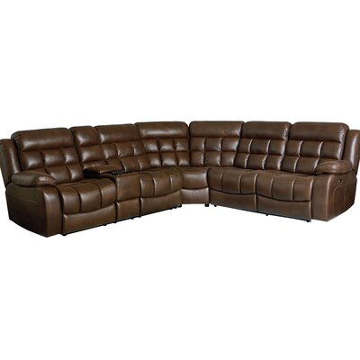 Appletree Reclining Sectional