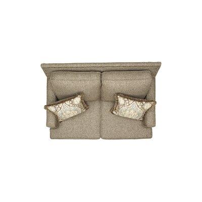 Currahee Upholstery Cuddle Standard Loveseat Upholstery: Malibu Canyon Buckho
