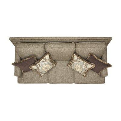 Currahee Upholstery Sofa Upholstery: Malibu Canyon Buckho