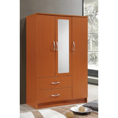 Roquemore Armoire Finish: Cherry
