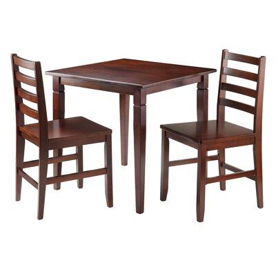 Hemphill 3 Piece Dining Set