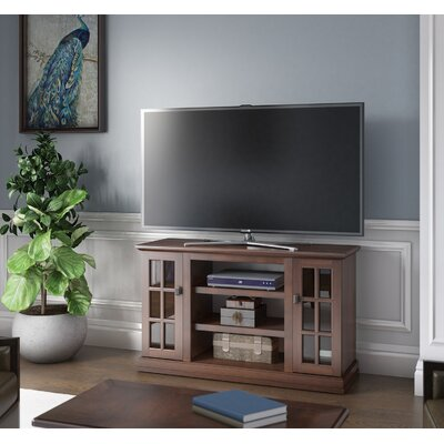 Croftshire Electric 47.25 TV Stand with Electric Fireplace Fireplace Included: No