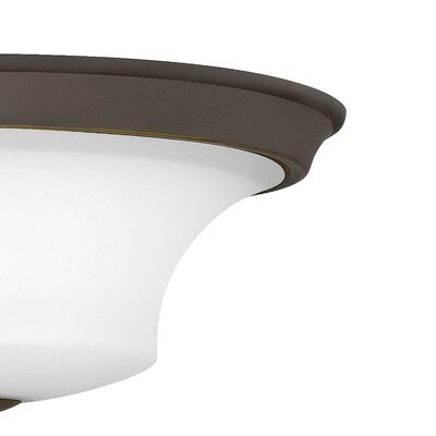 Lurganville 3-Light Semi Flush Mount
