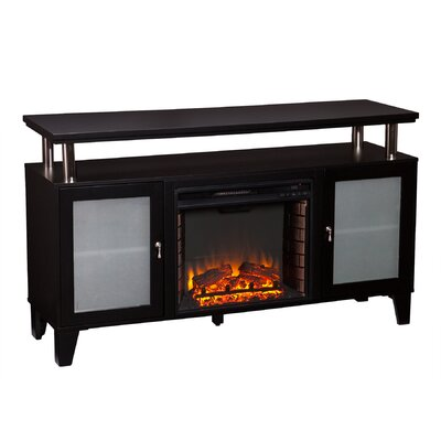 Yalobusha 60 TV Stand with Fireplace