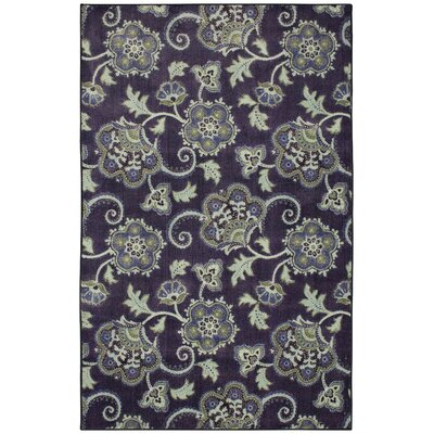 Kennie Denim Area Rug Rug Size: Rectangle 8 x 10