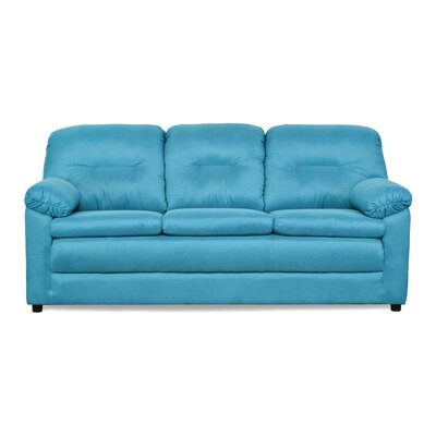 Mcallister Sofa Upholstery: Theo Teal