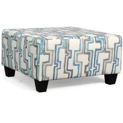 Burwood Ottoman Upholstery: Exposure Rainstorm